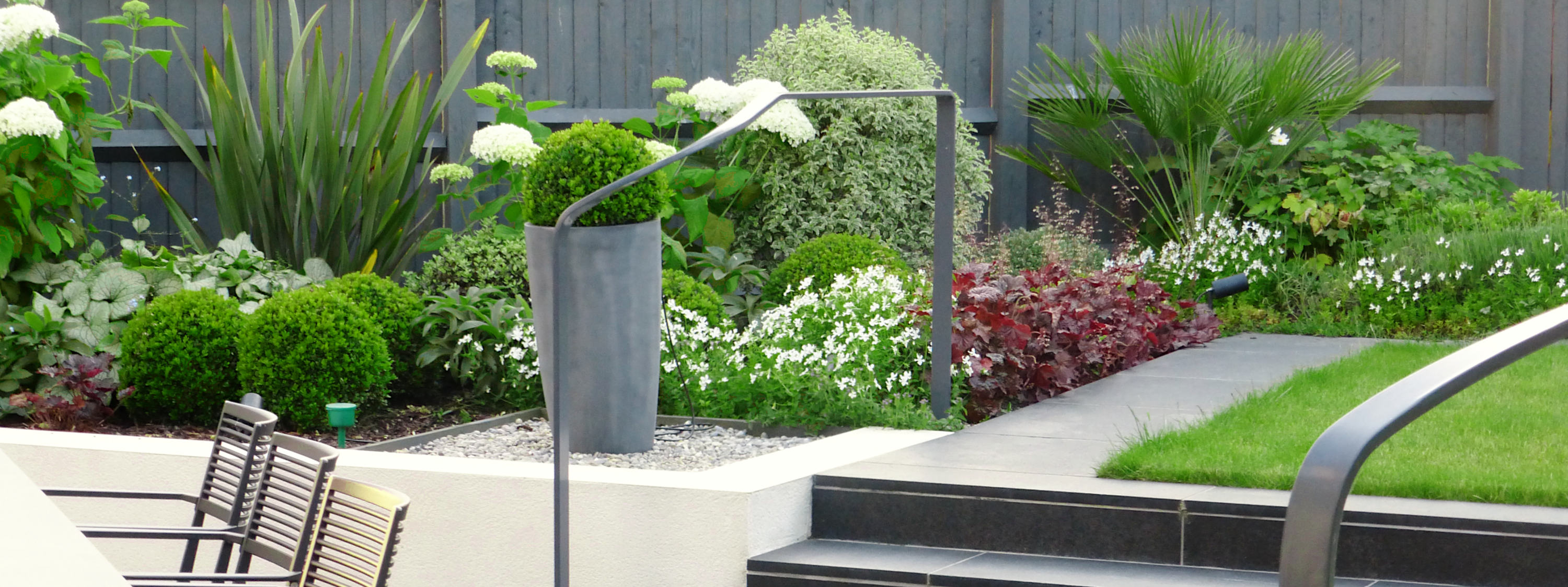 Easy To Care For Low Maintenance Garden Design Londonhampstead