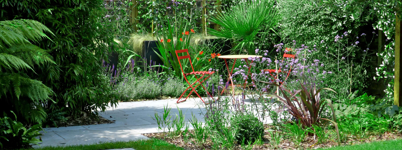 Small Garden Design In London Hampstead Garden Designhampstead