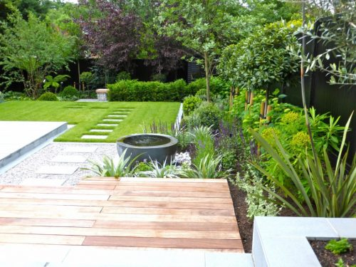 Contemporary Garden Design Golders Green
