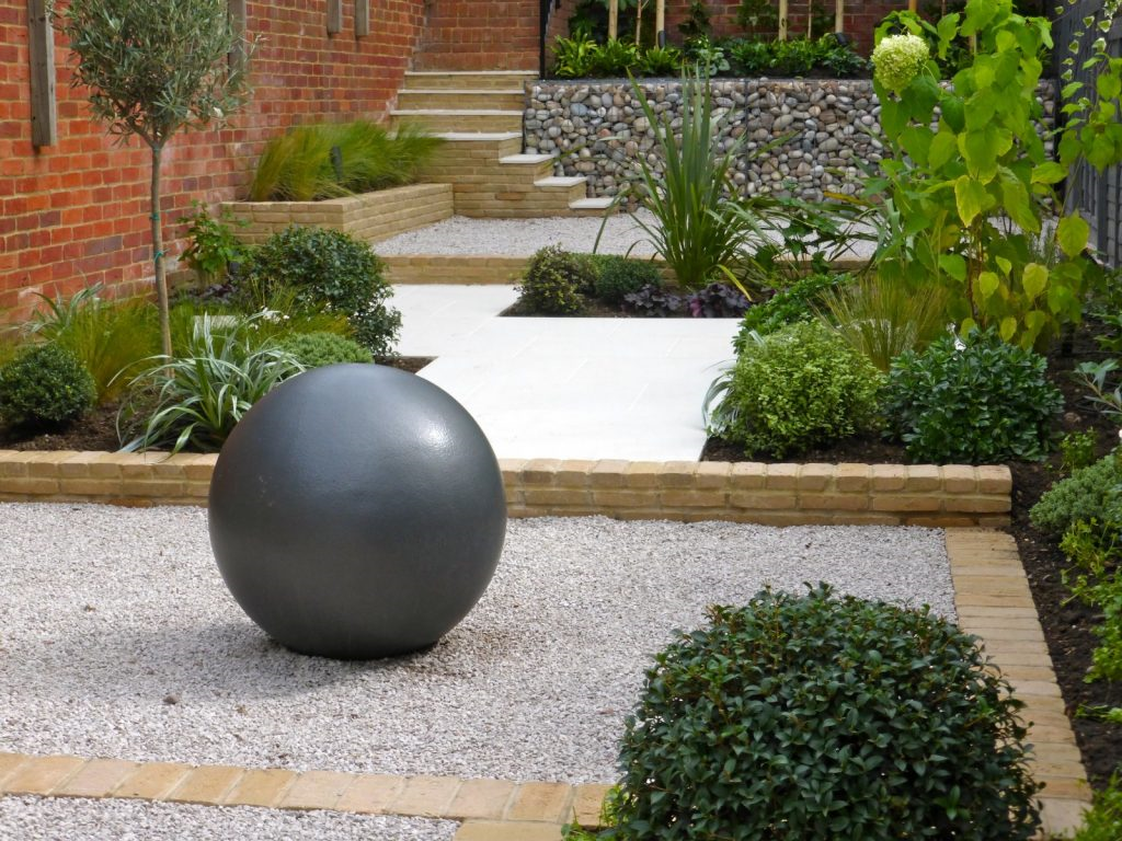 Long Narrow Garden Design Hampstead Garden Designhampstead