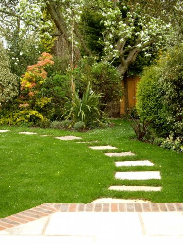 Small Family Garden Design London