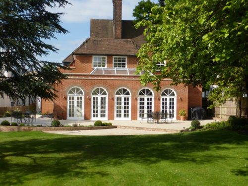 Traditional Family Garden Design London
